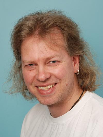 Volker Wille Mitarbeiter Altenpfleger Pflegedienst Luc & Gottschalk GbR Wuppertal